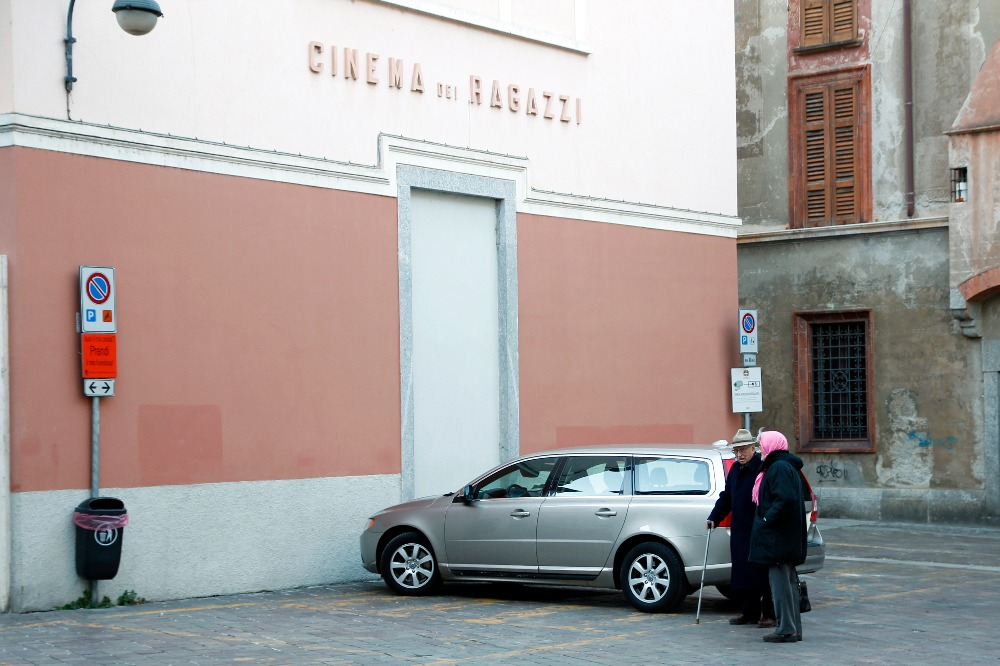 Galleria del corso di Fotografia avanzato
