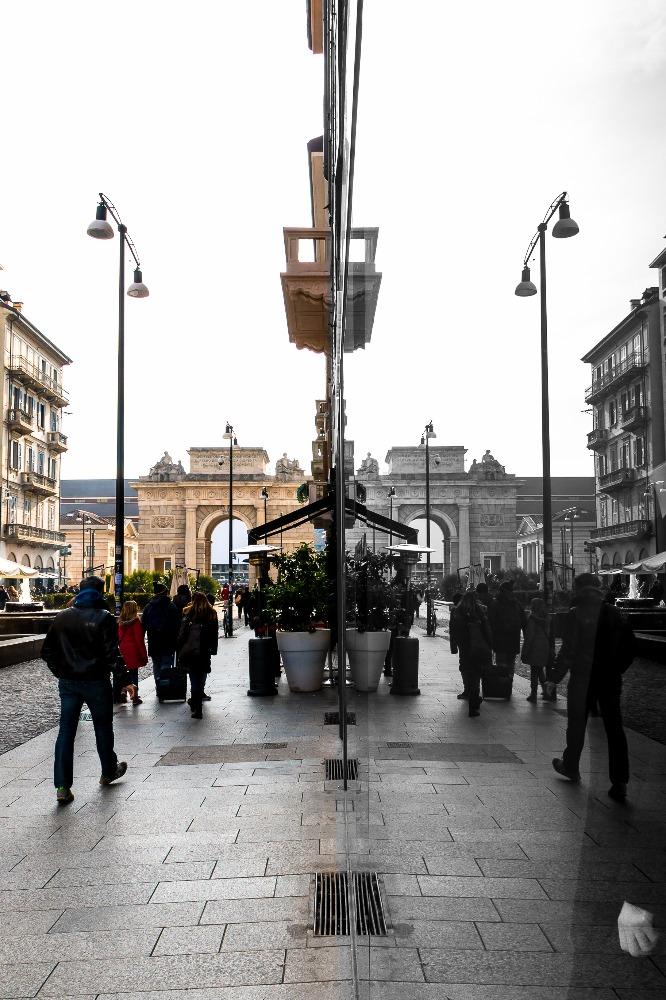 Corso di composizione fotografica a milano il tempo for Corso di grafica milano