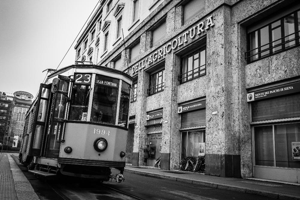 Galleria del corso di Fotoreportage