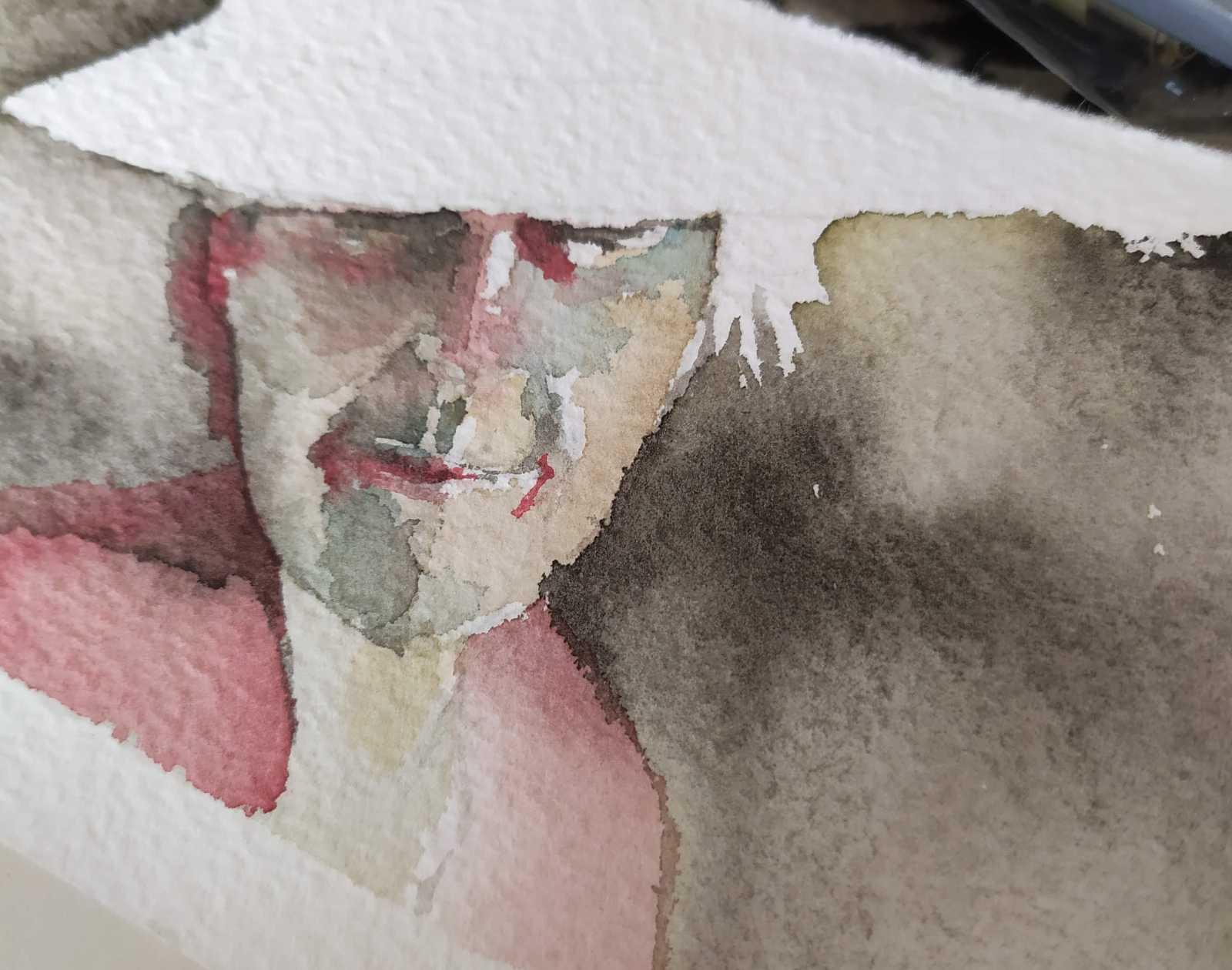 Corso online di Ritratto ad acquerello