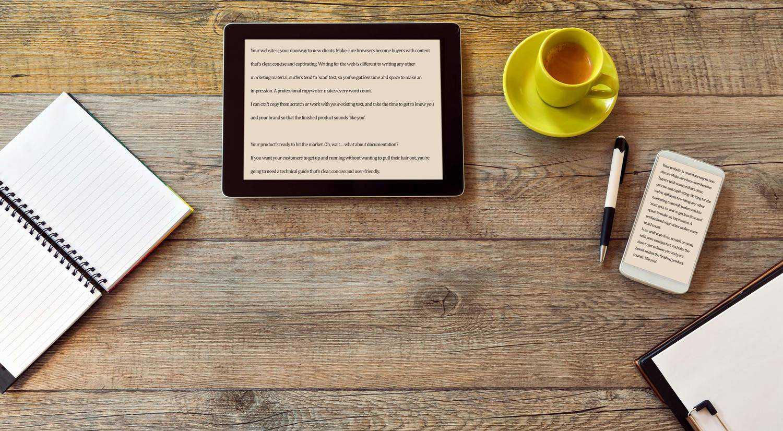 Corso online di Web Copywriting