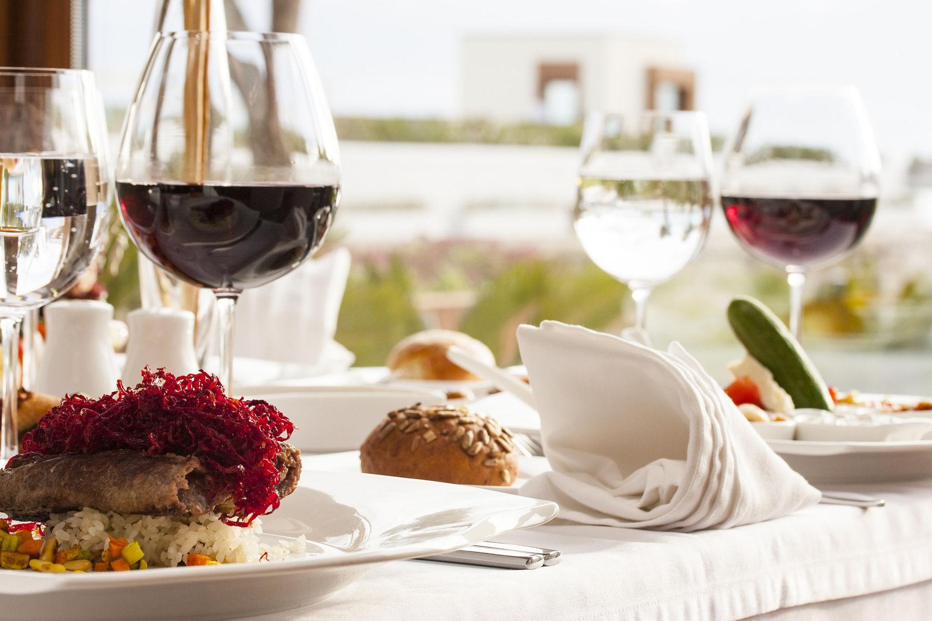 Corso online di Abbinamento vini e cibi
