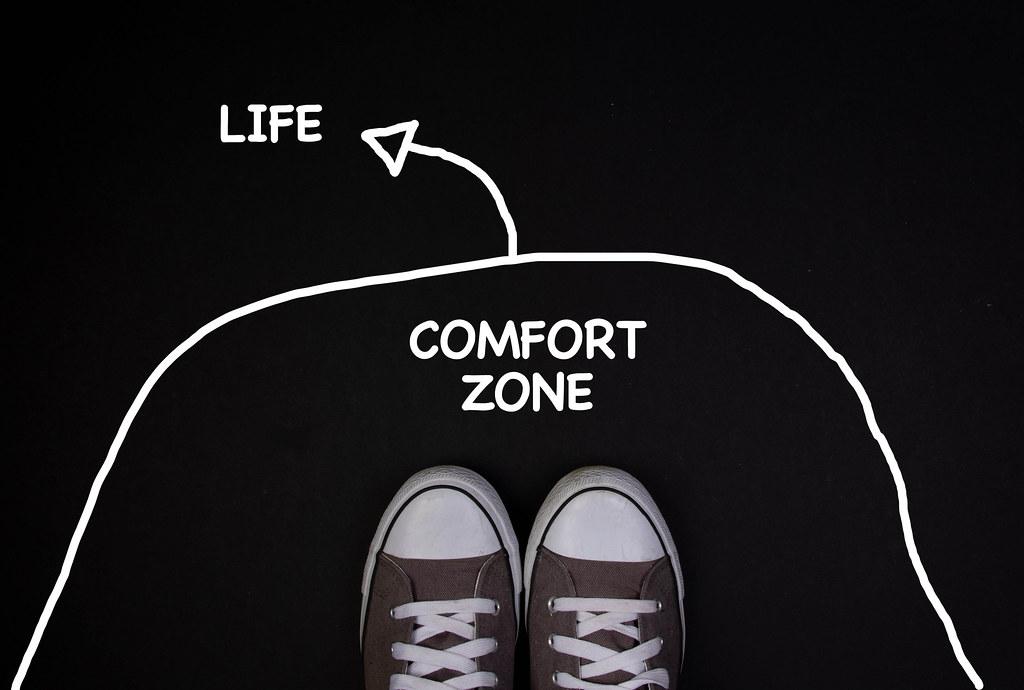 Corso di Viaggio fuori dalla comfort zone