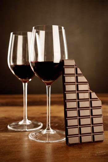Corso di Vino e cioccolato
