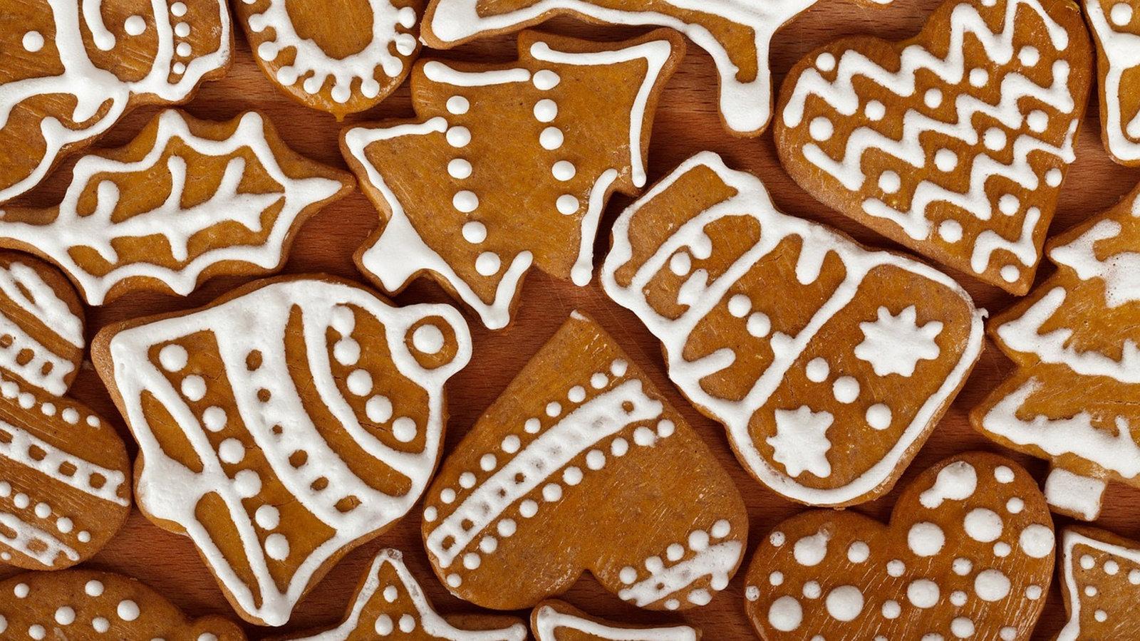 Corso online di Christmas cookies