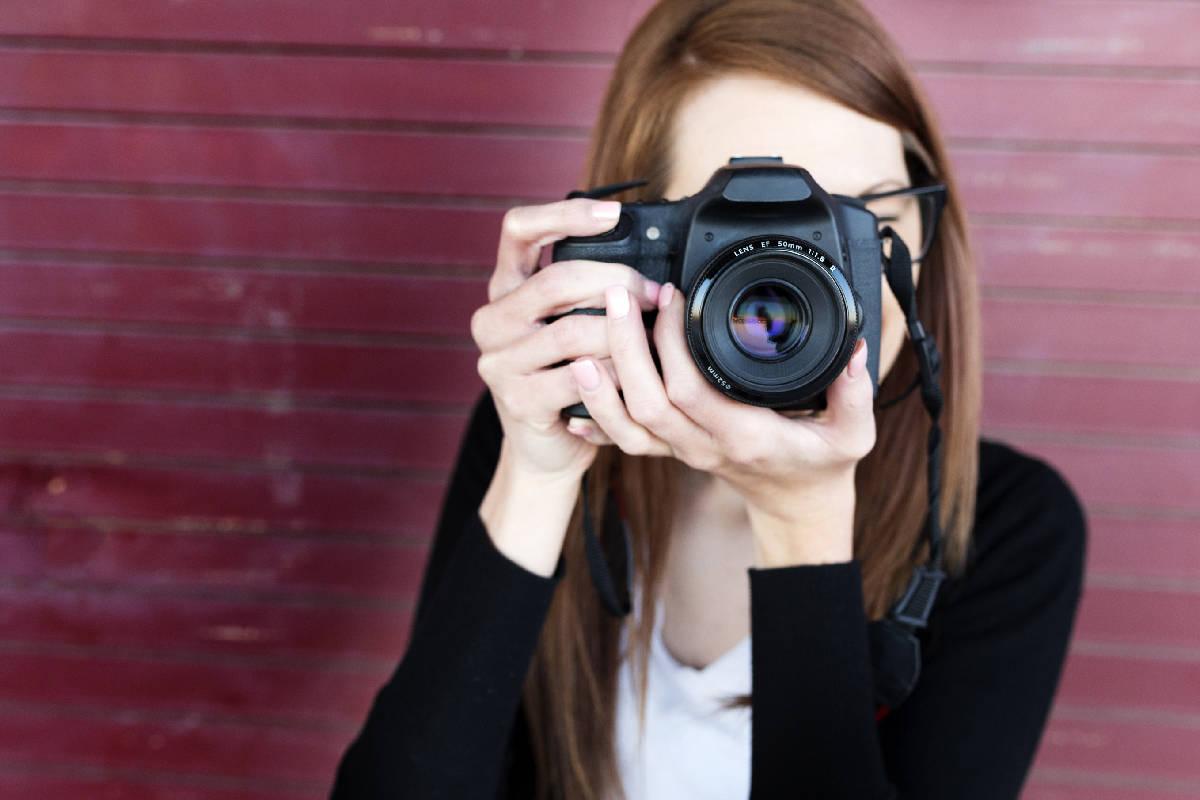 Corso online di Fotografia per ragazzi