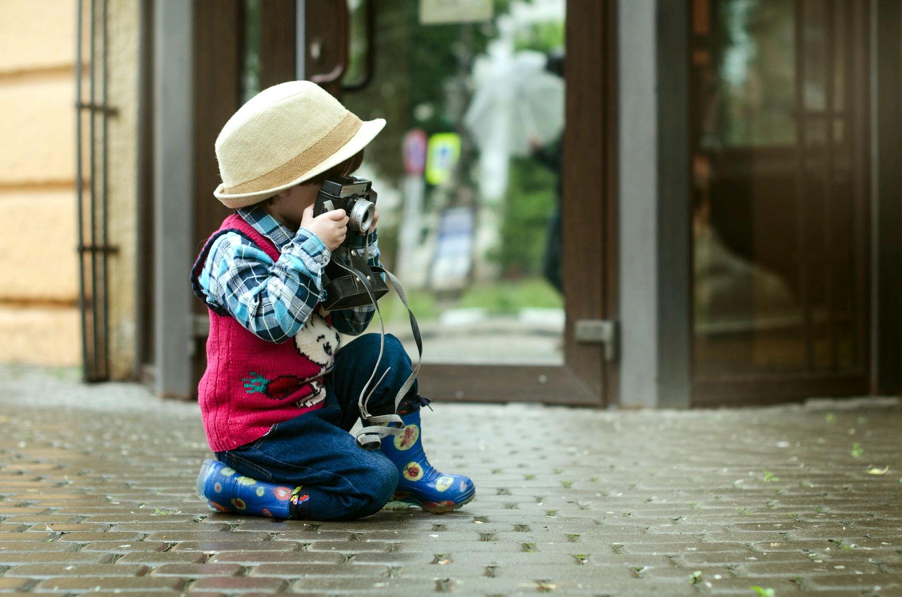 Corso di Fotografia in esterno