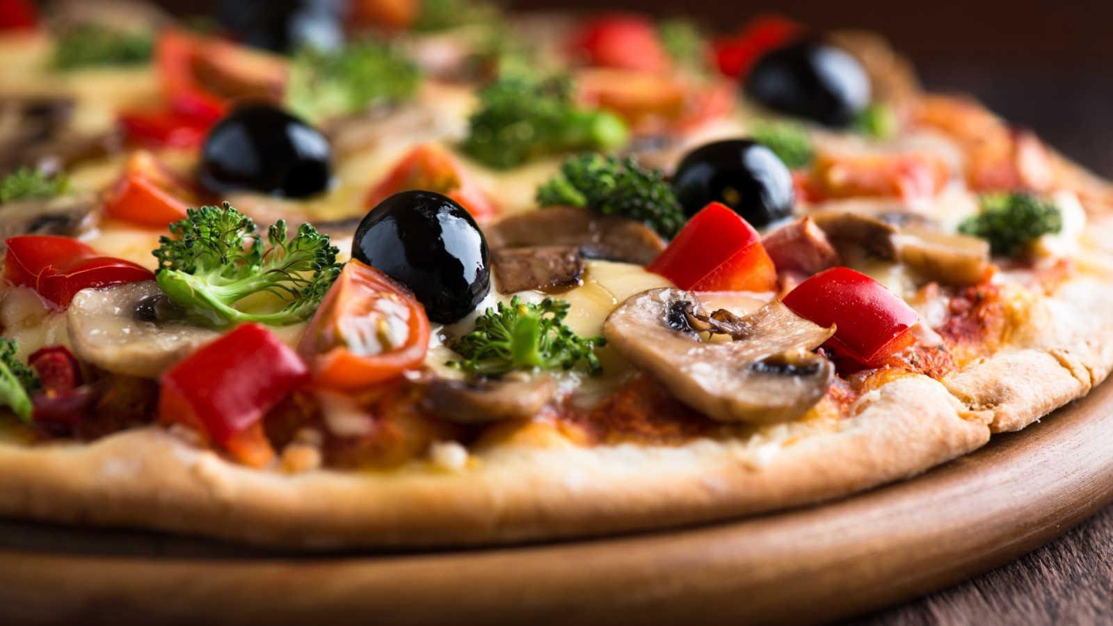 Corso di Pane pizza e focaccia