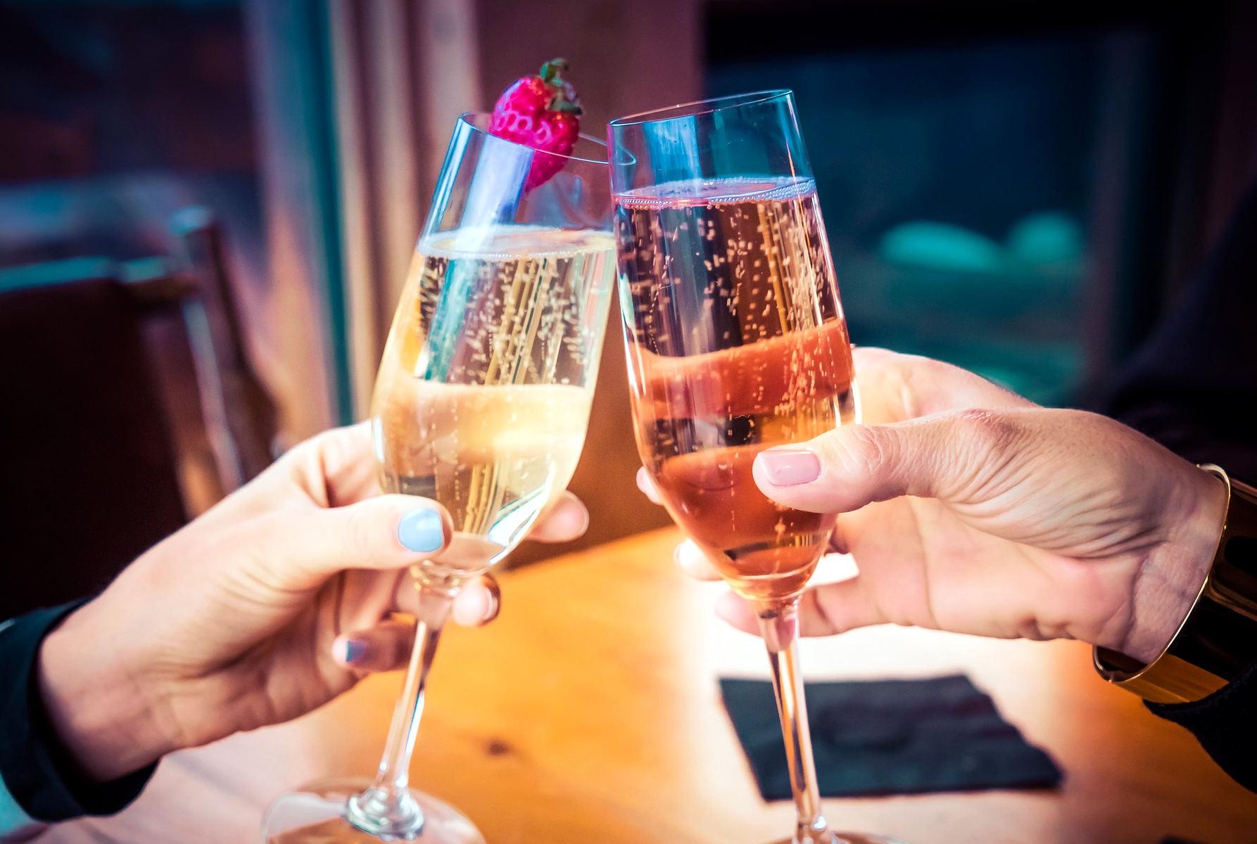 Corso online di Degustazione champagne