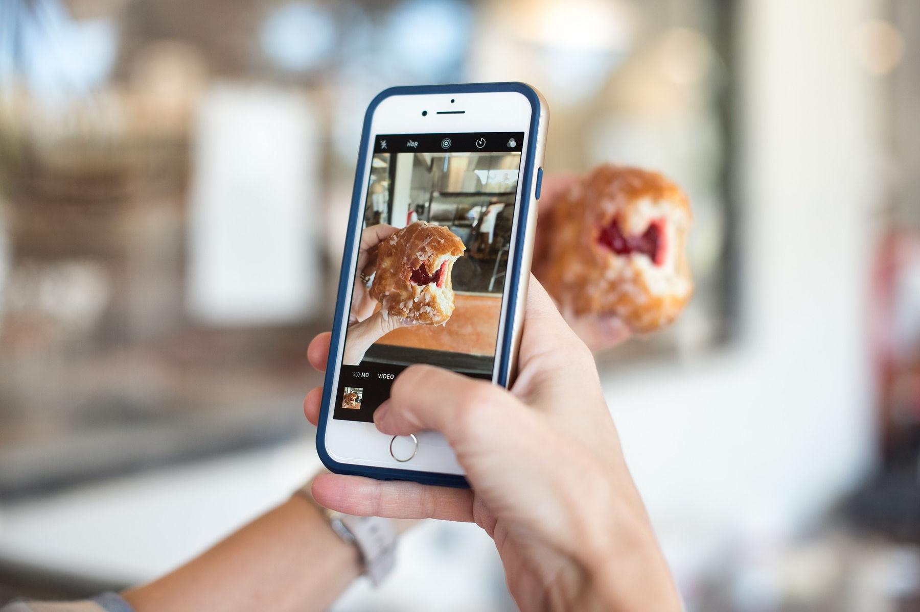 Corso online di Food Photography con lo smartphone