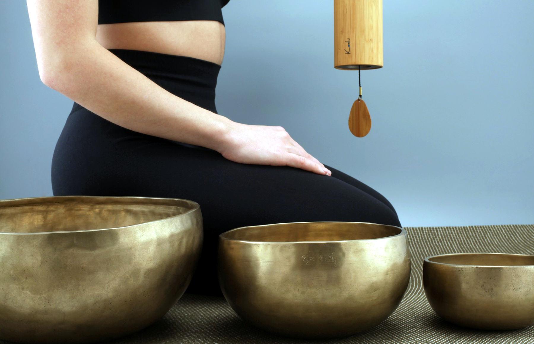 Corso di Meditazione con campane tibetane