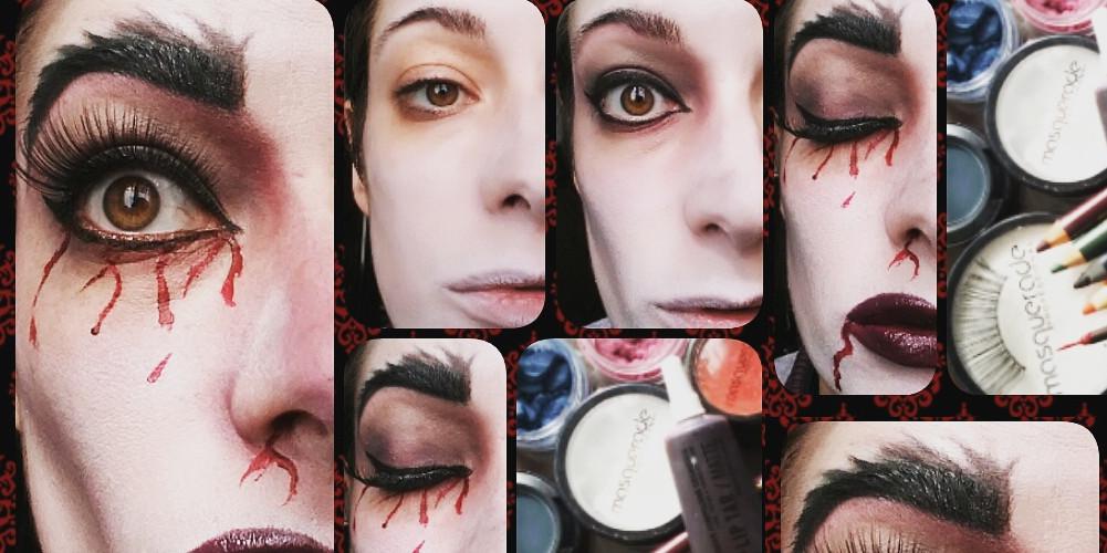 Corso di Trucco in maschera